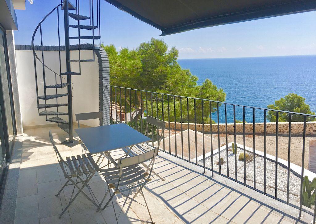 Maison moderne à vendre sur le front de mer à Javea - Costa Blanca