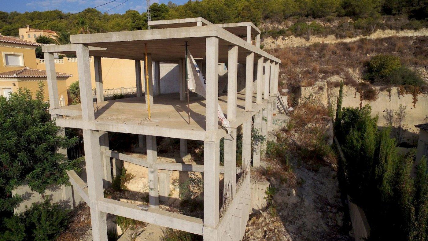 Villa de luxe de style moderne à vendre à Calpe - Costa Blanca