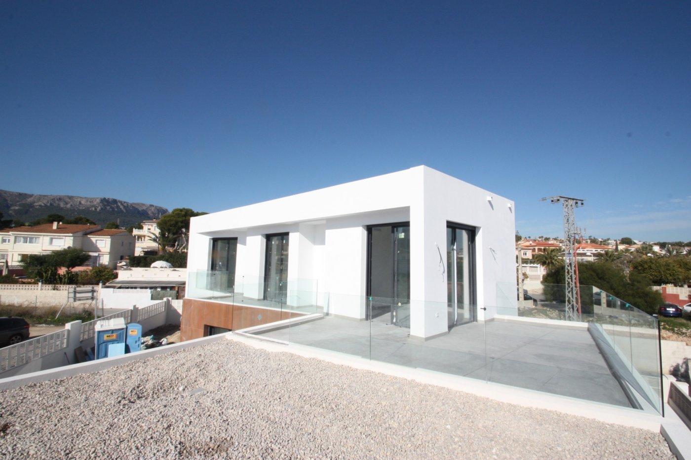 Villa de luxe à vendre avec vue sur la mer à Calpe - Costa Blanca