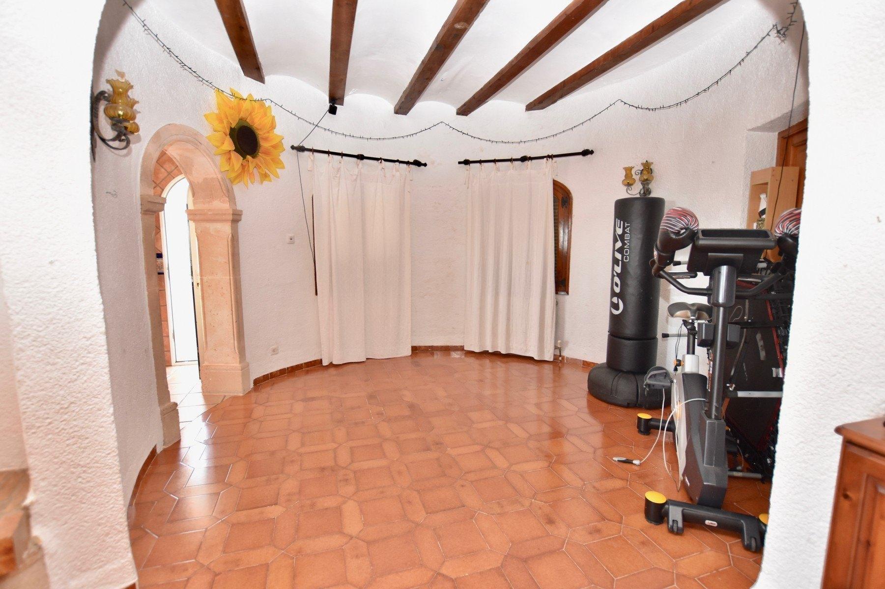Villa à vendre à Cala de la Granadella avec vue sur la mer - Javea - Costa Blanca
